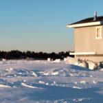 Propane powers winter sports - ice fishing