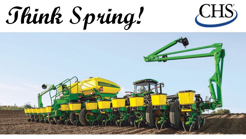 Think Spring! Click here for Seed Meter Maintenance